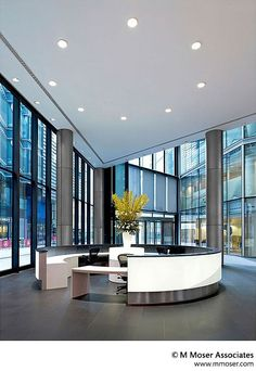 Reception Chairs 12 Furniture Modern Reception Desk Decor Ideas