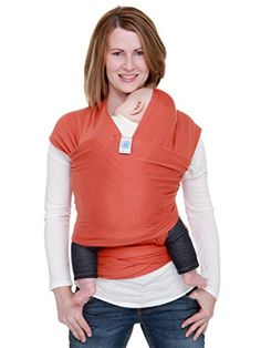 4564268d564 Moby Wrap Tragetuch (zB classic sienna · Moby WrapBaby ...