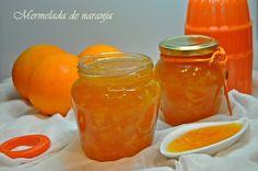 MIS RECETAS. COM: Mermelada de naranja (dulce o amarga)