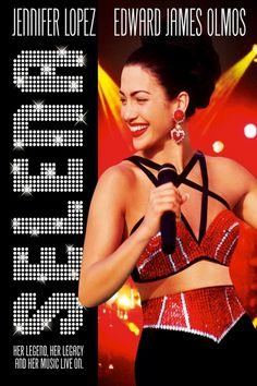Thank you Maestra Douglas for showing me Selena in Spanish Class so many years ago. Love this movie.