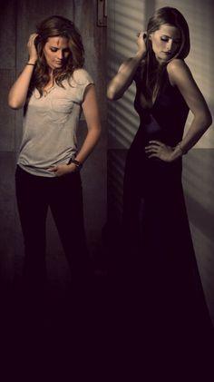 Stana Katic......... Kate Beckett