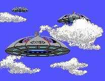 UFO jest W Hmur, Stare Gry!