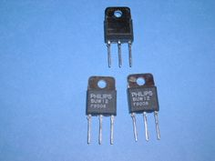 Tranzystor jest podstawowym elementem elektronicznym o trzech końcówkach tzw. elektrodach