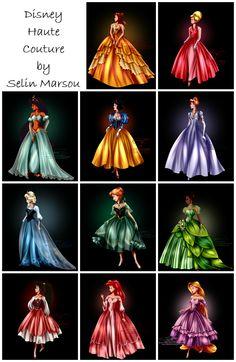 Disney Princess Outfits, Disney Princesses And Princes, Disney Princess Frozen, Disney Princess Pictures, Disney Princess Drawings, Disney Girls, Disney Art, Robes Disney, Disney Dresses