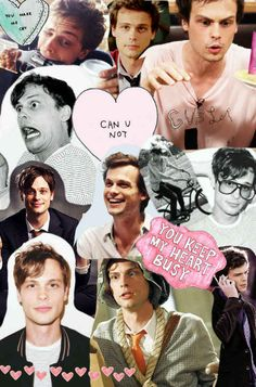So, in conclusion, he is perfect. | Why Matthew Gray Gubler Is The Nerd Of Your Dreams