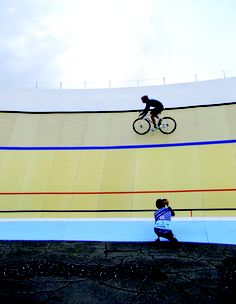 Getting on a Velodrome is one of my highest priorities. Must make this happen.