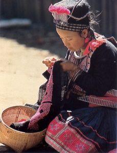 Les Hmong www.sacprincesse.com