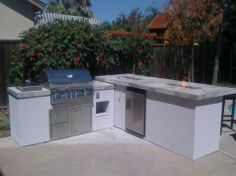 lion grills offer options for outdoor kitchens