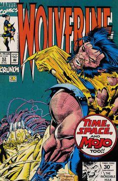 Marc Silvestri cover Wolverine #53