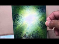 ▶ Stampscapes 101: Video 115. Clear Coating Some Old Cards - YouTube