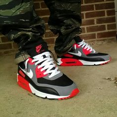 Airmax 90 Inrared Reverse