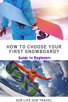 Are you looking for your first snowboard? Let us help you to buy the best snowboards for beginners! Beginner boards for kids, for men, and for women, plus all the info you need to know about snowboard shapes, sizes, flex, and profiles. #snowboarding #beginner #beginnersnowboards Finland Travel, Norway Travel, Canada Travel, Us Travel, Family Travel, Sweeden Travel, Best Snowboards, Best Places In Europe, Brazil Travel