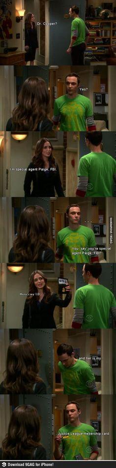 Sheldon cooper :DDDDDD