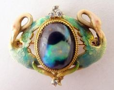Antique Opal Jewelry - Part II - Colors and Qualities - Antiques Blog