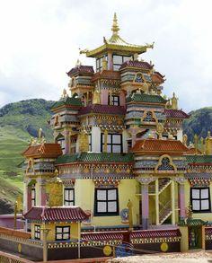 Big Surmang Monastery