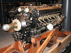 Packard V12 Merlin for a P51 Mustang