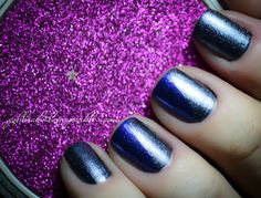 http://www.goldandsilversparkles.com/2012/11/essence-colour-and-change-2-step-mani.html #beautyblog #nails #blogs #notd