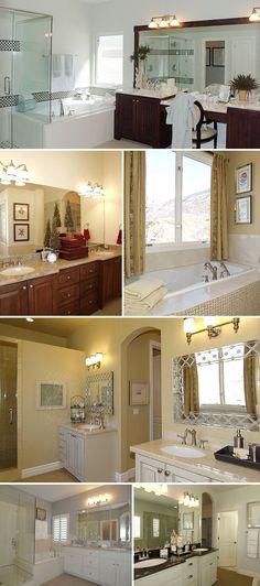 Ivory Homes Bathrooms