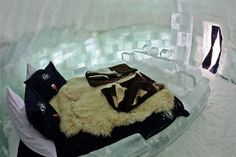 8 Magnificent Ice Hotels from Around the World