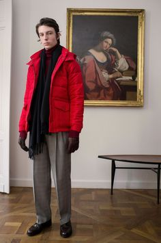See the complete Éditions MR Fall 2017 Menswear collection. Fashion News, Fashion Show, Mens Fashion, Vogue Paris, Fall Lineup, Editions Mr, Mr Men, Fall Lookbook, Mens Fall