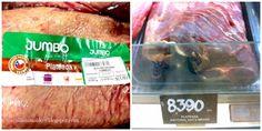 glossário de carnes Chile x Brasil