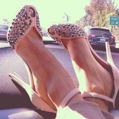 Cute heels from Zara!