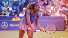 US Open tennis 2018 live-stream: How to watch Serena Williams matches without cable Maisie Williams, Tennis Live, Elina Svitolina, Venus And Serena Williams, Us Open, On Today, Tennis Racket, My Style, Sports