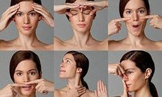 The ultimate facercise: Forget Botox... in just six days you can get a firmer face naturally | Daily Mail Online