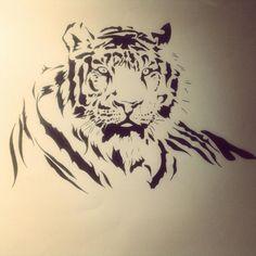Tiger tattoo by dirtfinger on deviantART