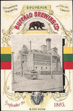 Sacramento History -- Commemorative Admission Day and Electric Carnival