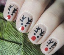 Inspiring image beauty, beige, black, celebration, celebrations, christmas, christmas time, december, deer, deers, dot, dots, father christmas, feast, happy new year, holiday, holidays, manicure, merry christmas, nail, nails, new year, red, winter #3843259 by marine21 - Resolution 600x900px - Find the image to your taste