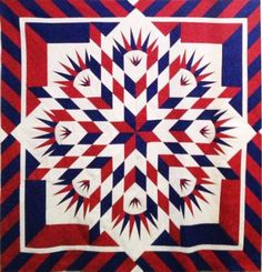 Summer Solstice, Quiltworx.com, Made by Julia Zimmerman