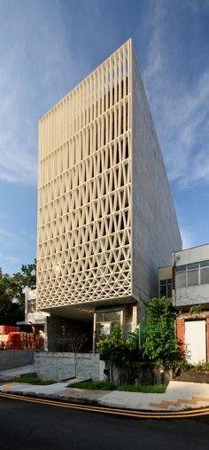 Arquitecto: Pencil Office Proyecto: Simple Factory Building Ubicación: Singapur, China