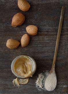 My Sweet Faery: Pâte à tartiner amande-lucuma - Lucuma almond spre...