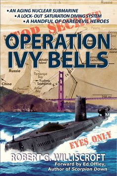 FREEBIE Operation Ivy Bells: A novel of the Cold War http://www.amazon.com/Operation-Ivy-Bells-novel-Cold-ebook/dp/B00NAGDWL0 ~ Sign up to receive our list of daily freebies! http://mad.ly/signups/89856/join #freekindlebook #free