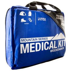 Mountain Series Weekender Camping First Aid Kit