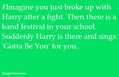 Funny, I've actually imagined this in my head <3