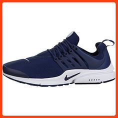 c2c15fafc758 Nike Men s Air Presto Essential Sneakers Navy White Size 8 D (US) ( Partner  Link)