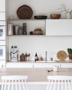 Noix De Déco - Blog Déco & Design inspirant pour la maison: La maison inspirante de Tessa et Menno