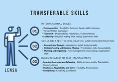 When you are applying for a job, it is very important to be aware of your transferable skills. Especially so when the role you aspire to involves a career change. Career Change, Career Advice, Decision Making, Teamwork, Problem Solving, Leadership, Communication, Insight, How To Apply
