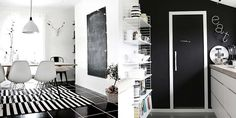 Decoração: Preto e branco | Just Lia