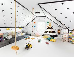 See more images from the best nurseries and kids' rooms we saw in 2015! on…