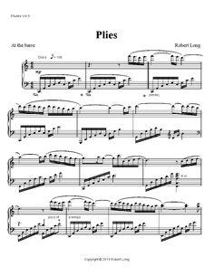 Ballet Class Music, Barre, Sheet Music, Count, Album, Note, Musica, Music Sheets, Card Book