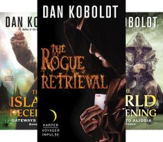 Series sale! Get all three books in the trilogy for under nine bucks. Promo ends 1/29.