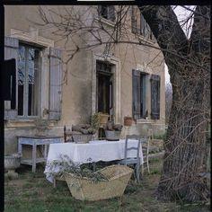 Casa di un antiquario a Carpentras