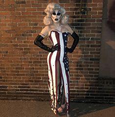 Sharon Needles, Gowns, Drag Queens, Cute, Pants, Dresses, Fashion, Vestidos, Trouser Pants