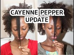 Cayenne Pepper Growth Results - Double Hair Growth Rate [Video] - http://community.blackhairinformation.com/video-gallery/hair-growth-videos/cayenne-pepper-growth-results-double-hair-growth-rate-video/