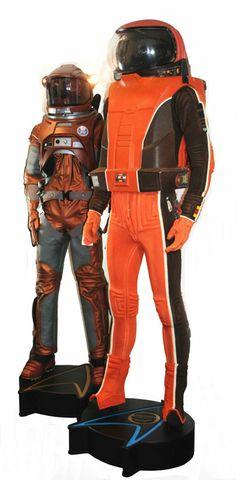 star trek space suit - Google Search