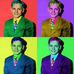 Charles Manson, 1947 a la Warhol