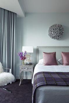 Brown-davis-interiors-inc-interiors-contemporary-bedroom #covetlounge